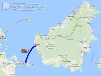 Tanjung Pandan - Pontianak