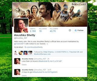Bahubali celebs tweet Photos ~ GaneshdhoniTalkies blogspot com