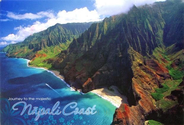 Na Pali Coast Kauai Hawaii United States
