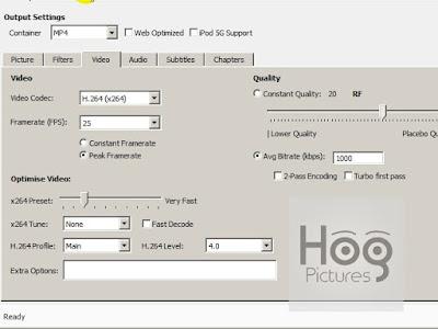 Cara Menggunakan Software HandBrake untuk Memperkecil Ukuran File Video