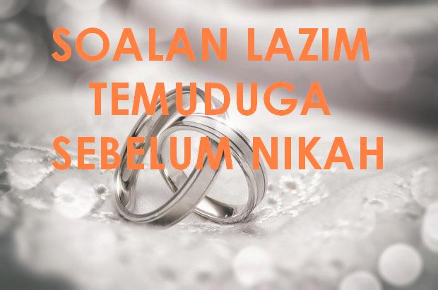 rukun nikah, rukun iman, rukun islam, doa qunut dan maksudnya, soalan lazim temuduga sebelum nikah