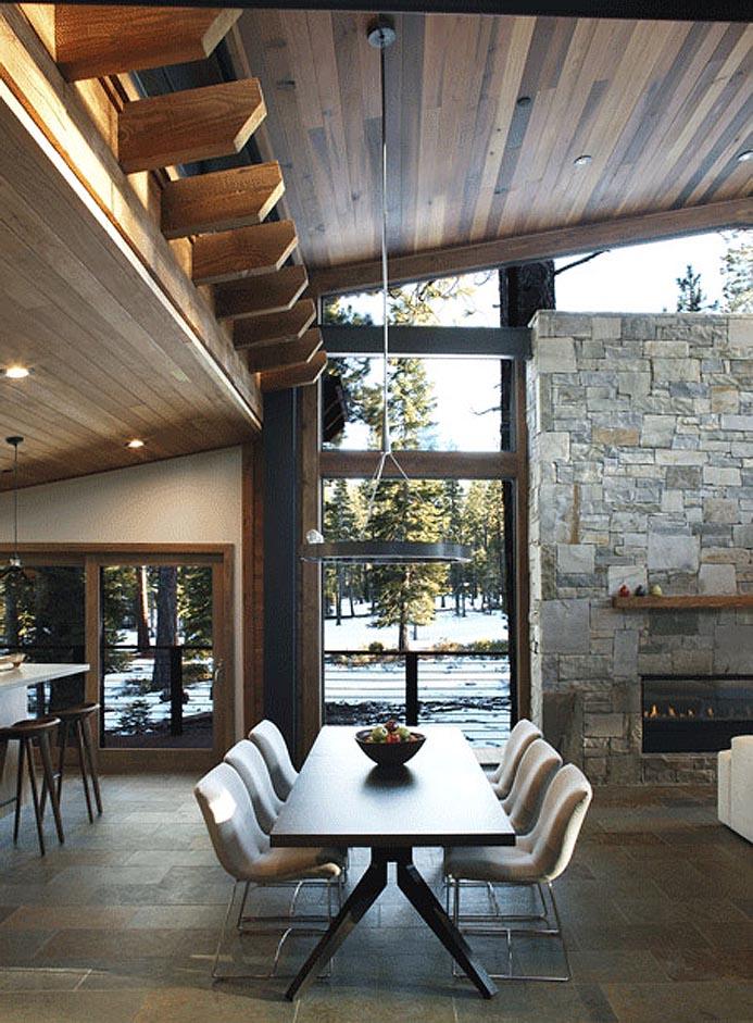 Marvelous Mountain Home is a Sagemodern Prefab