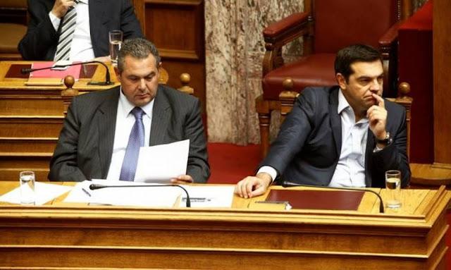 Το τελεσίγραφο Τσίπρα προς Καμμένο και ο χρόνος των εκλογών