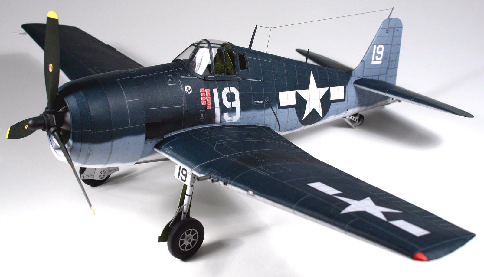 Vilius's scale modeling endeavors: Flashback: Grumman F6F Hellcat in