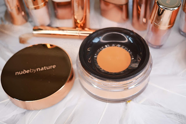 Nude By Nature|Radiant Loose Powder Foundation