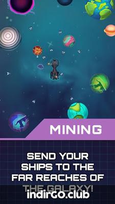 Idle Planet Miner APK