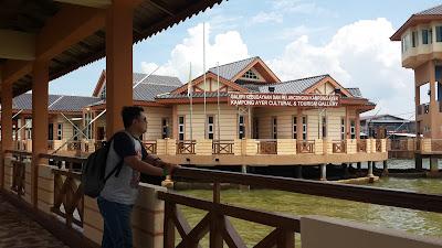 Galeri Kebudayaan dan Pelancongan Kampong Ayer, Brunei Darussalam