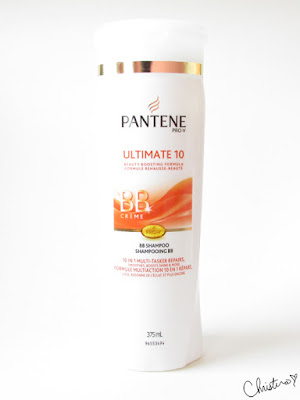 Pantene Pro-V Ultimate 10 BB Shampoo Review