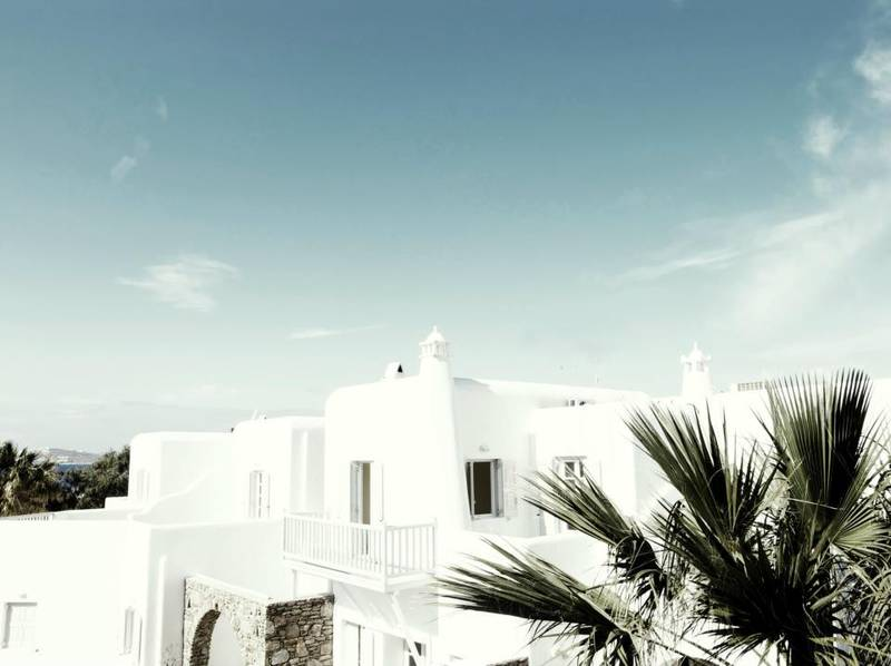 PUNTXET Hotel San Giorgio en Mykonos ¡Espectacular! #deco #decoracion #hogar #home #estilobohemio #bohemianstyle #travel #hotel