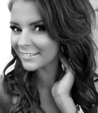 MISS NORWAY 2011 CONTESTANT - Hannah Grave