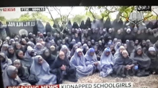 See photos of abducted Chibok girls from new Boko Haram video