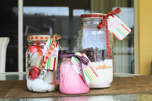 3 Easy Last Minute DIY Christmas Gifts