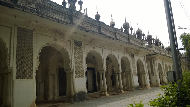 Other pictures of the paigah tombs