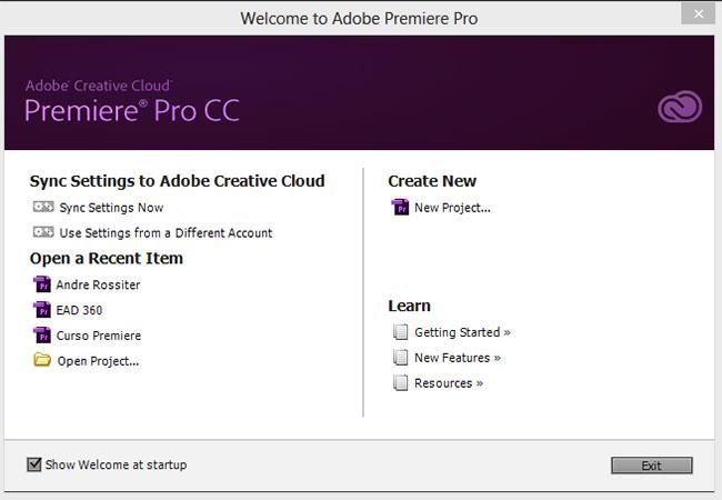 Tutorial Adobe Premiere Pró CC