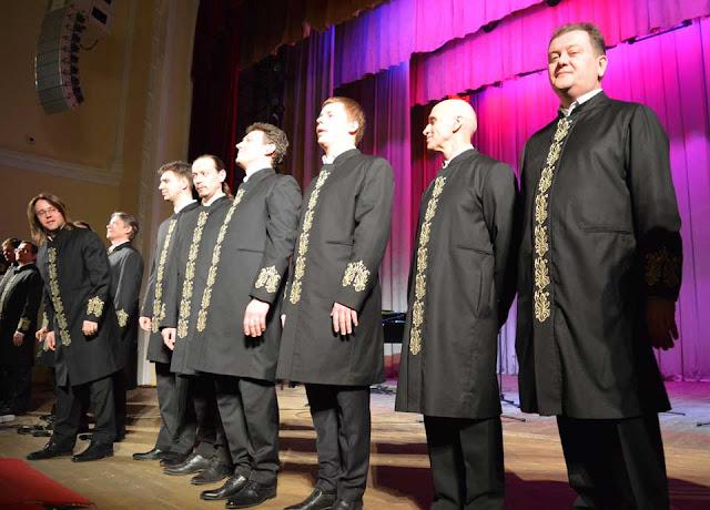 Хор Валаамского монастыря оказался не тот Сергиев Посад