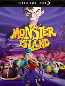 A Ilha dos Monstros 2017 Torrent Download – WEB-DL 720p e 1080p 5.1 Dublado / Dual Áudio