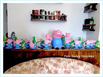 mesa dulce george pig