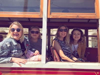 Lisbon historic tram tour