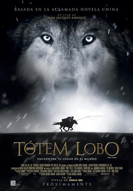 Totem Lobo poster