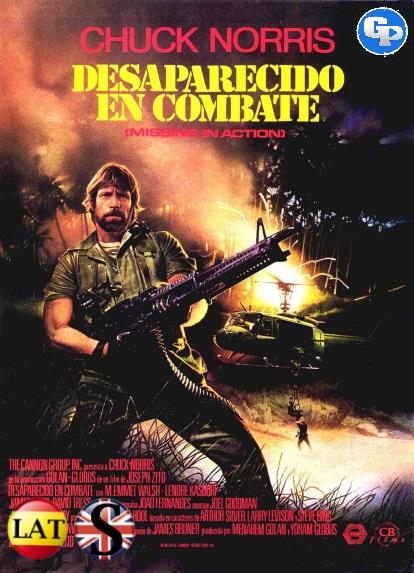 Desaparecido en Acción (1984) HD 1080P LATINO/INGLES