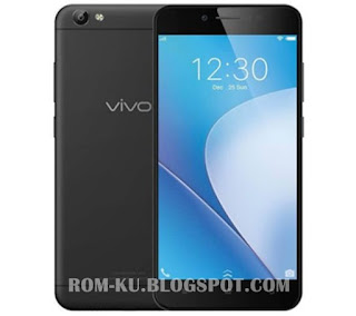 Firmware Vivo Y65 PD1621BF Tested (Flash File)