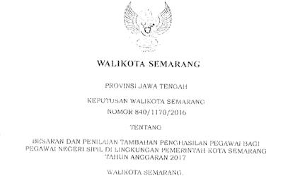 Download SK TPP 2017 Guru Bersertifikasi Mendapatkan Tambahan Penghasilan