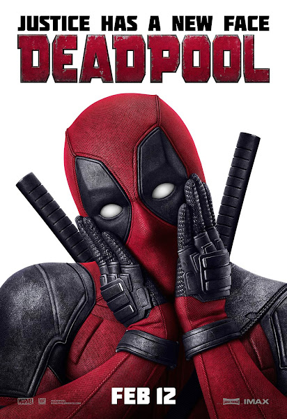 Poster Of Deadpool 2016 480p Hindi HD TS Dual Audio Full Movie Download