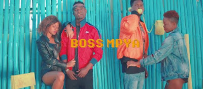 Nacha Ft Gnako - Boss Mpya Video