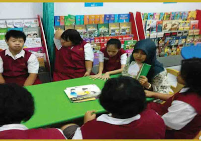 Gerakan Literasi Sekolah (GLS) di SLB