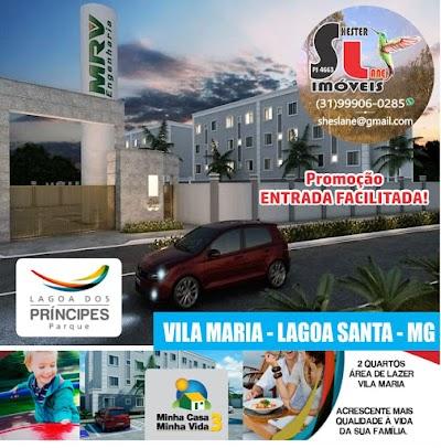 PARQUE LAGOA DOS PRÍNCIPES -  MRV - VILA MARIA - LAGOA SANTA/MG