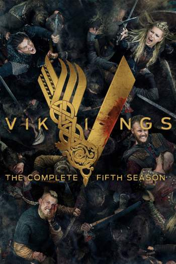 Vikings 5ª Temporada (2018) Torrent – BluRay 720p | 1080p Dublado / Dual Áudio 5.1 Download