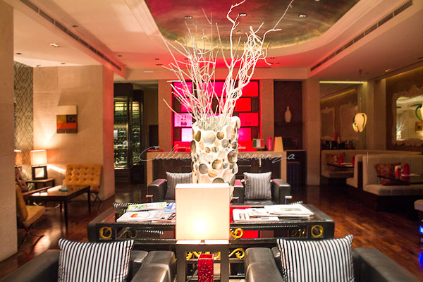 The Lounge at Rosso Shangrila Jakarta