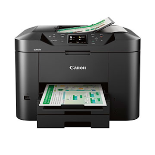 Canon MAXIFY MB2710 Driver Download
