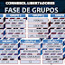 Conmebol sorteia fase prévia e grupos da Libertadores