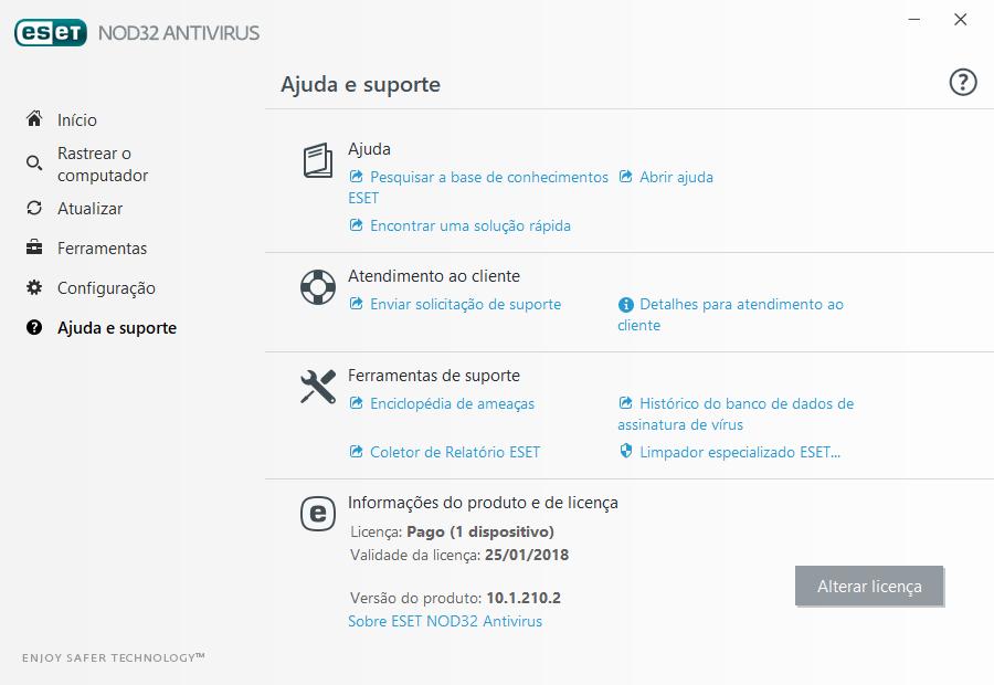 ESET NOD32 Antivirus & ESET NOD32 Smart Security 10