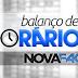 Balanço de mudanças de horários de março - NovaFaol