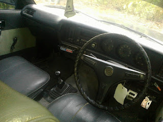 Interior Toyota Corona 2000 Th 79