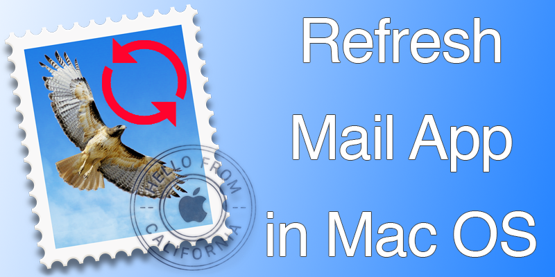 Check for New Email on Mac