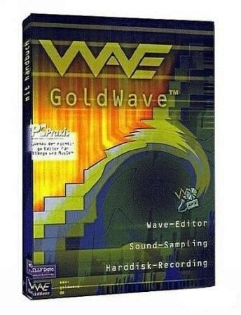 GoldWave 6.09 +