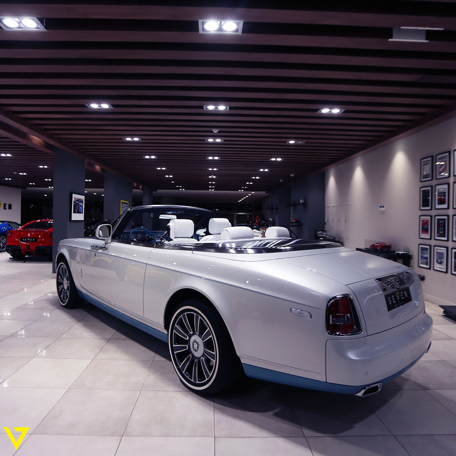 The Last Rolls Royce Phantom Drophead Coupe Is Up For Sale
