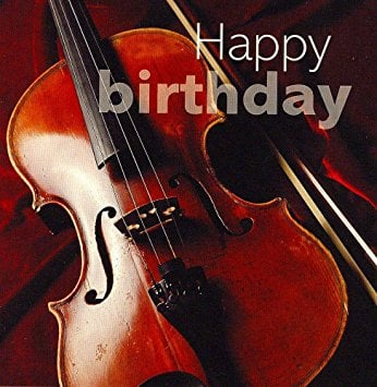 musical bday images