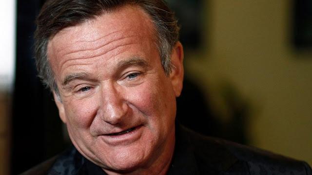 Robin Williams - był ogromnym fanem anime