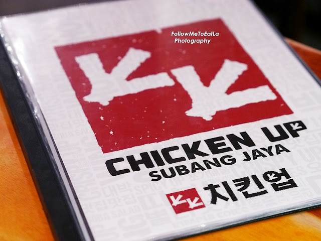 Chicken Up, Singapore's No.1 Korean Fried Chicken