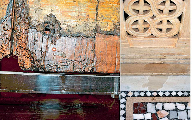 Police investigating vandalism at Byzantine & Christian Museum in Athens