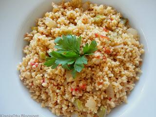 Bulgur, Pilavı, Tarifi, Pilav Tarifi, bulgurlu tarifler, Kişniş otu, yemek