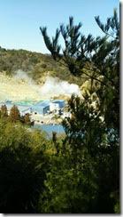 徳島県飯谷町枇杷の久保見学。ここに広域ごみ処理施設を建設するの?
