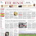 The Hindu News Epaper 28th Jan 2018 Download Online PDF