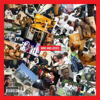 Meek Mill - Wins & Losses Album - Album Download, Itunes Cover, Official Cover, Album CD Cover Art, Tracklist