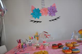 Cumpleaños unicorniodecoración cumpleaños unicornio