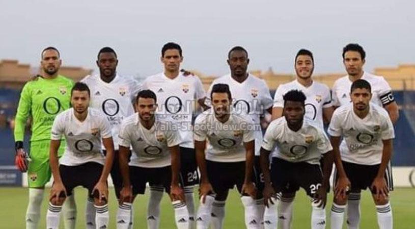 الجونة يتغلب على فريق وادي دجلة بهدف نظيف في الجولة 16 من الدوري المصري